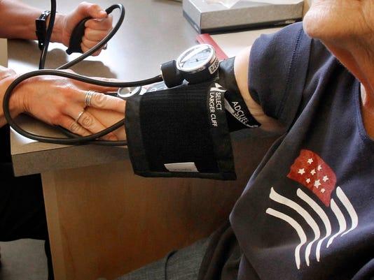 AP HIGH BLOOD PRESSURE A FILE USA VT