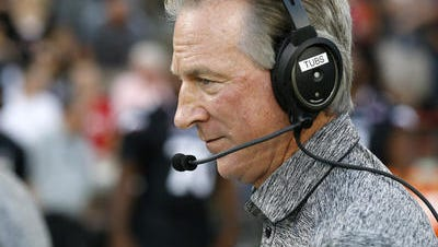 UC football coach Tommy Tuberville says that conference realignments are far from over.