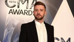 Justin Timberlake will entertain the masses during
