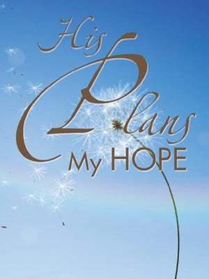 """Binky Theodore, parish secretary and weekly bulletin editor of St. Joseph Roman Catholic Church in York, has published a new book entitled, """"His Plans My Hope."""""""
