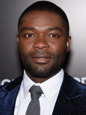 Actor David Oyelowo in 2015 in New York City.
