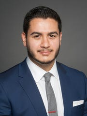 Dr. Abdul El-Sayed, executive director and health officer for the city of Detroit