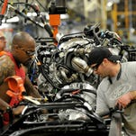UAW addresses contract negotions with Ford