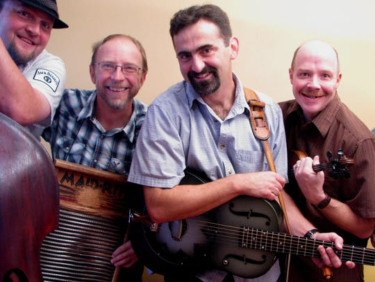 Michael Lee Ammons and the Water Street Hot Shots