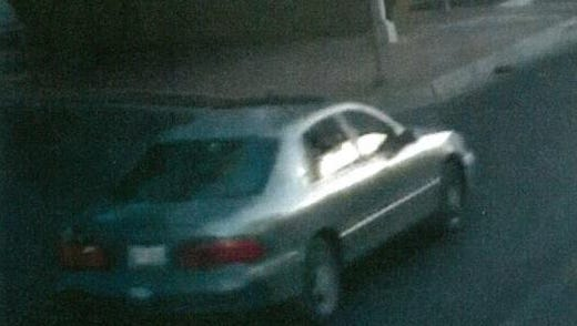 El Paso police investigators released a photo of a green 1999 Toyota Avalon believed to have been involved in a fatal hit-and-run wreck Oct. 4. Andreas Nathaniel Misher, 20, was arrested in the case.