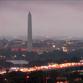 Cloudy morning to start October in Washington.