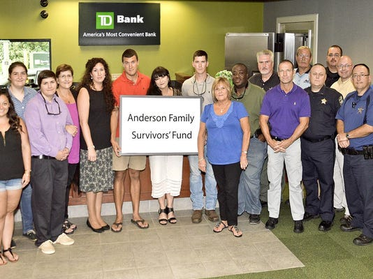 Anderson Family Survivor Fund at TD Bank