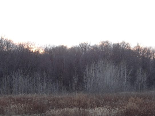 Eighteen acres in Penfield will be set aside as a park