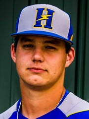 Henderson Flash pitcher Trey Congleton