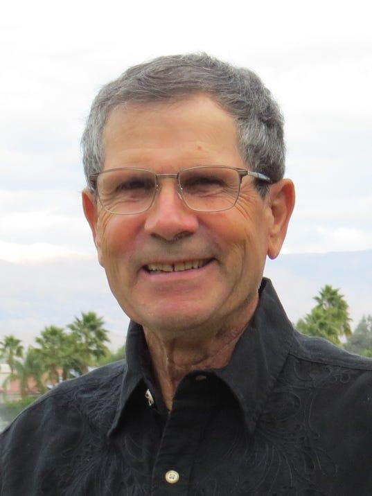 Barry Morgan of Rancho Mirage Valley Voice