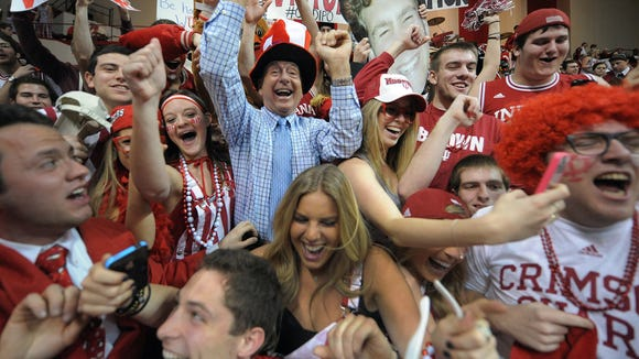 ESPN's Dick Vitale expressed faith in IU coach Tom Crean in a recent interview with The Star, saying young Indiana needs time to mature.