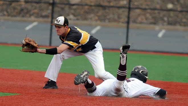 A year after falling to Wayne Hills in the 2016 Passaic County Tournament championship game, the West Milford baseball team is one win away from returning to the finals.
