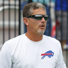 Jim Schwartz is using a more diverse defensive package in Buffalo than he did in Detroit.