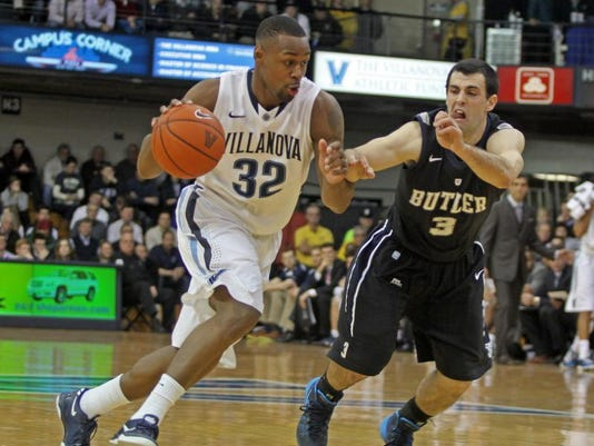 Butler Villanova Basketball
