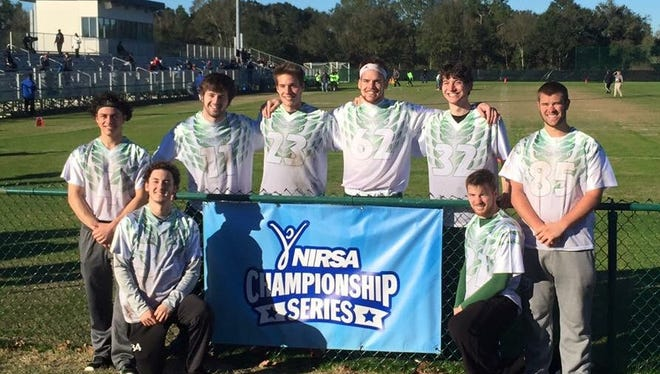 The Spartan Dawgs, a flag football team filled with Michigan State students, made it to the semifinals of a national tournament held in Pensacola, Florida.
