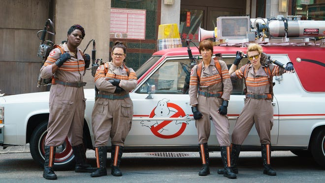 """The """"Ghostbusters"""" answer the call at the Fort Pierce Branch Library's Movie Matinee on Saturday, Oct. 15 at 2 p.m."""