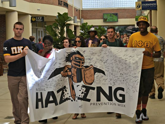Hazing March