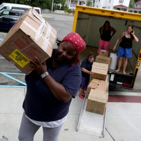 The Grace Centers of Hope William A. Davis Women and Children's Center in Pontiac is seen on Monday May 16, 2016.