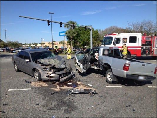 Titusville crash
