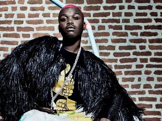 Hear raunchy rapper Cakes Da Killa at Wulapalooza.