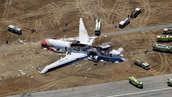 AP Airliner Crash Families