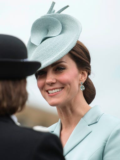 Bring out the hats - it's the start of royal garden