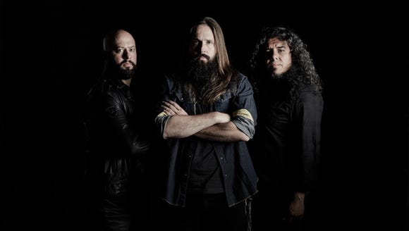 Los Angeles-based heavy metal band Kyng will perform