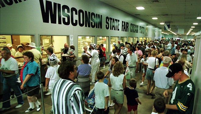 Wisconsin State Fair in West Allis.