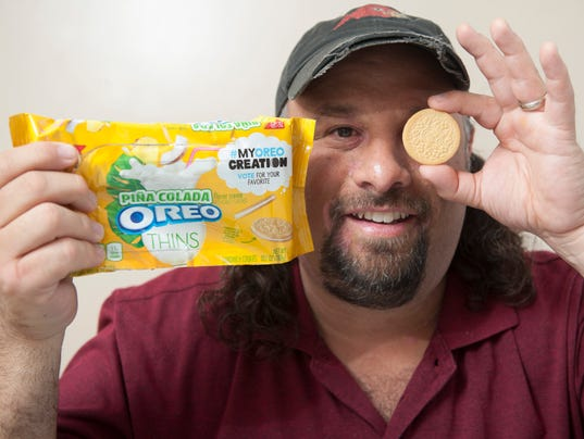Voorhees teacher creates new Oreo flavor