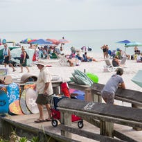 Collier County saw tourism strengthen in April