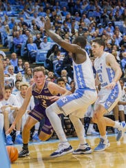 Former Christ School star Matt Halvorsen leads Western