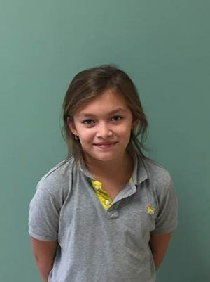 Yesenia Francisco, United Way of Martin County's CHARACTER COUNTS! Student of the Week