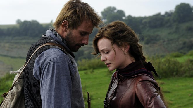 """Adapted from the Thomas Hardy classic """"Far From the Madding Crowd"""" stars Matthias Schoenaerts and Carey Mulligan.."""
