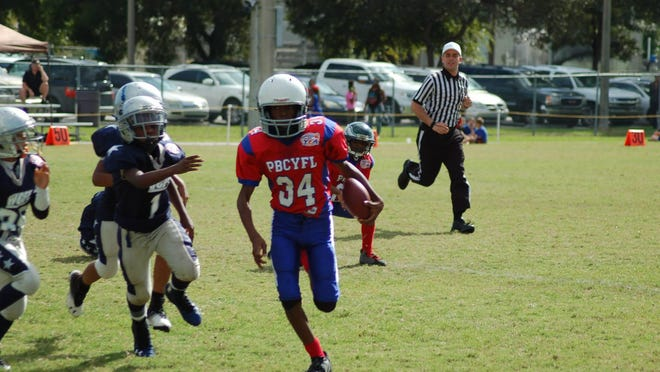 The Palm Beach County Youth Fooball League has postponed the start of its fall season to August 15.