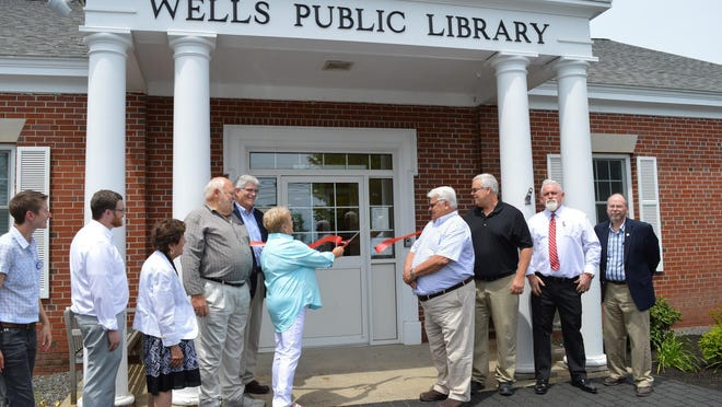 The Wells Public Library is offering several online events during the month of September.