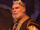 """James Pickering portrays the title figure in """"King"""