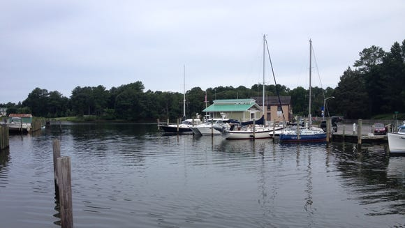 Onancock Wharf