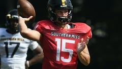 How Jack Abraham beat the doubters and positioned himself to be USM's starting QB