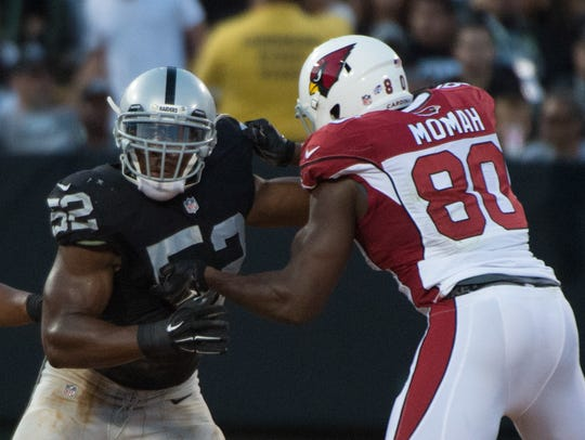 Oakland Raiders defensive end Khalil Mack is a playmaker