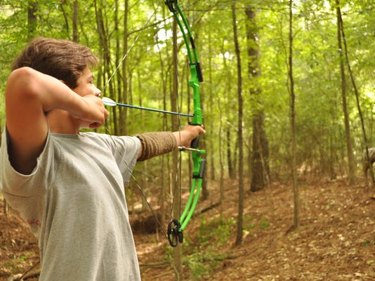 Archery shoot puts 3D sport out in the open