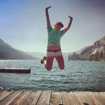 Watch: #JumpForJoy Instagram project