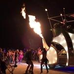 Watch: A walk on the playa at Burning Man