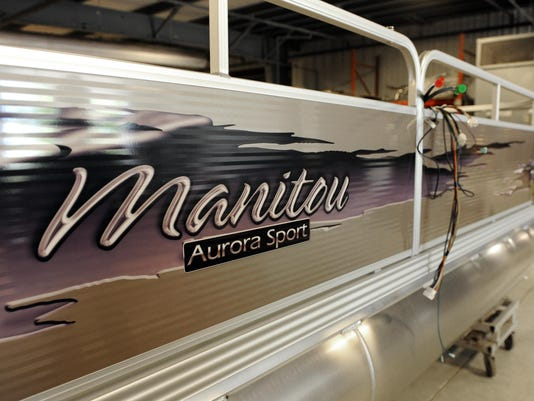 Manitou Pontoon Boats 4
