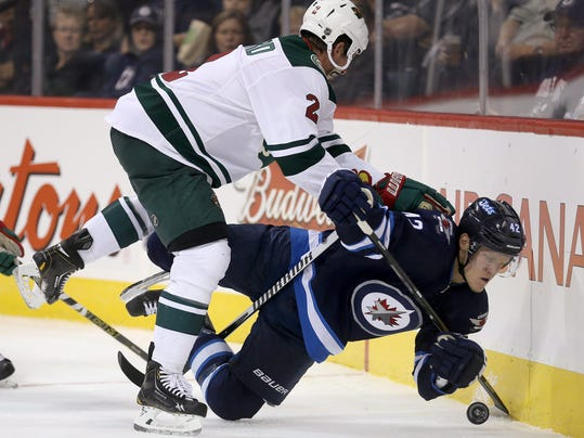 Wild Jets Hockey