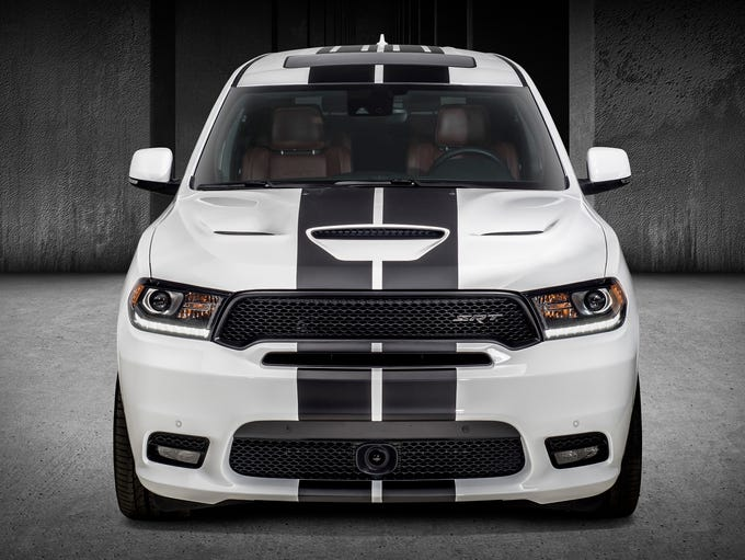 Dodge is introducing new options for the high-performance