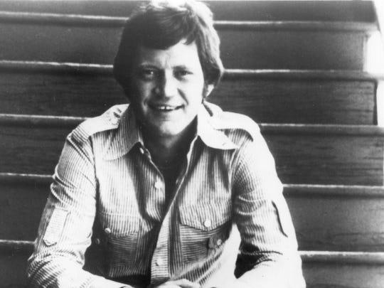 David Letterman in 1979.