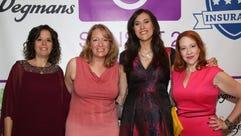 Allison Mentzel, Dalia Sherman, Helen Pollak, Marni