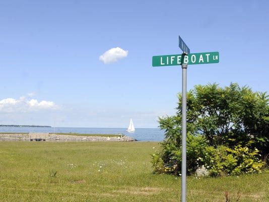lifeboat station park