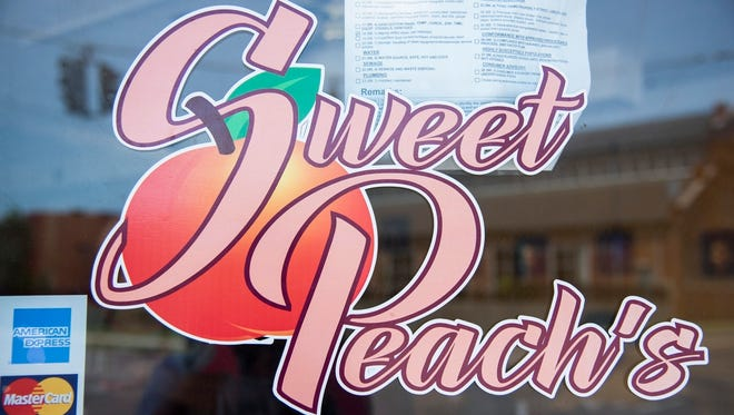 Sweet Peaches restaurant is located at 1800 W. Muhammad Blvd. Pamela Haines, the owner, has been running the restaurant for over two years.