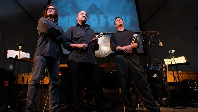 Alloy Orchestra returns to Cornell Cinema this week.